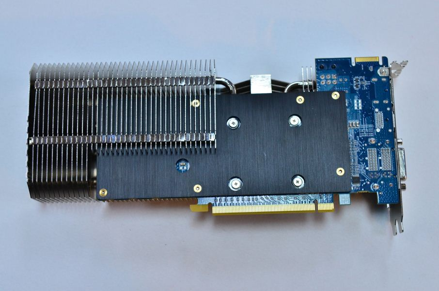 Sapphire Passively Cooled Radeon HD 7770